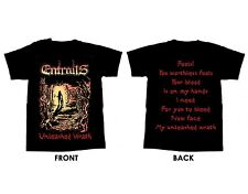 ENTRAILS - Unleashed Wrath - T-Shirt - Größe Size XL - Neu