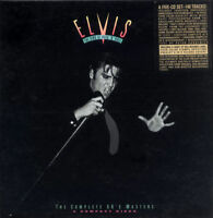 Elvis Presley The King of Rock N Roll - The Complete 50s Masters 5 CD-Box