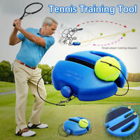 Tennis Training Tool Tennisball Selbststudium Rebound Ball Tennis Trainer