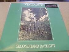 Magazine - Secondhand Daylight - 180g LP audiophile Vinyl //// Neu