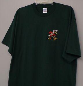 Miami Hurricanes Sebastian Embroidered T-Shirt S-6XL, LT-4XLT New