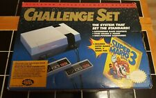 Nes Challenge Set Box Nintendo Entertainment System Super Mario 3  New Pins NICE