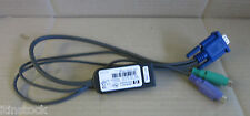 HP KVM Interface Switchbox PS2 RJ-45 Console Adapter - 520-290-505 396632-001