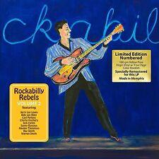 Rockabilly Rebels Volume 2 Sun/Icehouse Records Vinyl NEU OVP Yellow Ltd.Edt.