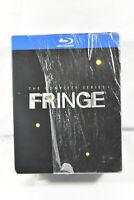 Fringe Complete Season Series 1-5 Collection Blu-ray Boxset Region Free A,B,C!