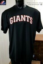 San Francisco Giants schwarz Majestic MLB Phlyer Shirt