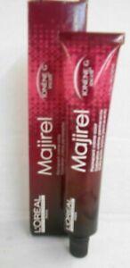 LOREAL PARIS MAJIREL Permanent Cream Hair Color  (Levels 0 to 6.12) ~1.7 fl. oz.