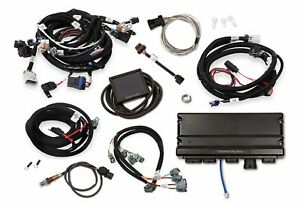 Holley 550-918 Terminator X Max  MPFI Kit w/Trans Control