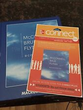 Economics-McConnell-Brue-Flynn-19e-W-Never used Access-CodEs