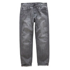 Alpinestars Tempered Denim (32) Gray Rinse