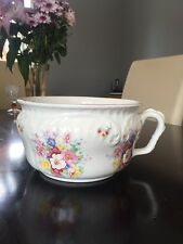 James Kent Old Foley Floral Chamber Pot Collectable Item