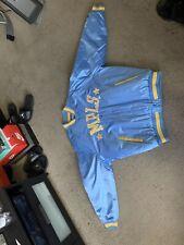 VTG MPLS Los Angeles Minnesota Lakers Jacket XL Hardwood Classic G-III CarlBanks