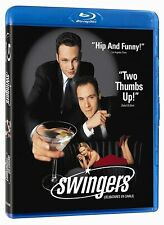 SWINGERS (Blu-ray Disc, 2011) VERY GOOD, IN ORIGINAL CASE WITH NO DAMAGE