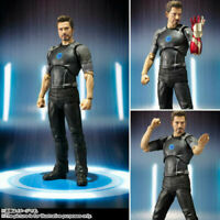 SHF S.H.Figuarts Avengers Tony Stark Iron Man 3 Action Figure In Stock
