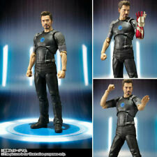 SHF S.H.Figuarts Avengers Tony Stark Iron Man 3 Action Figure Boy Birthday Gift