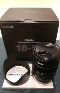 Fujifilm Fujinon XF 18-55mm 2.8-4 R LM OIS Lens X mount