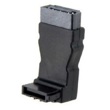 SATA Female Jack to ESATA Male Plug Convert Convertor Adapter Hard Drive TEN