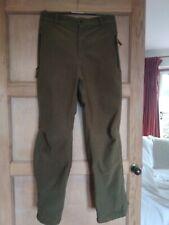 Men's Ridgeline Olive Monsoon Field Trousers Waterproof. Size L