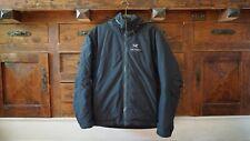 $600 Arc'teryx Insulated Goretex PRO Jacket Men's Medium Black Ski/Snowboard