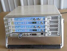Spirent Adtech Ax/4000 Broadband Test System 5 Modules
