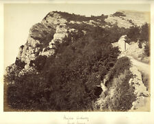 Photo Albuminé Sud Crimée Crimea Tatar Vers 1860
