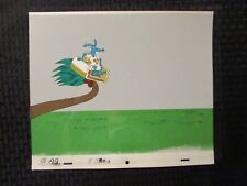 Pink Panther Cartoon Animation Cel & Painted Background 44 A11-1 Aardvark