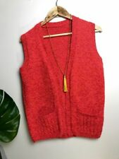 Handmade Wool Blend Medium Knit Jumpers & Cardigans for Women