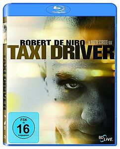 °TAXI DRIVER° Blu-ray Kult Film von Martin Scorsese mit Robert De Niro 1976