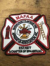 Antique Motor Fire Apparatus 25th Anniversary Firemans Matchbook Set SPAAMFAA