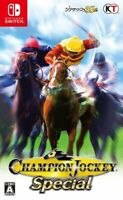Nintendo Switch Champion Jockey Special Japanese Horse Racing