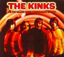 The Kinks-The Kinks Are the Village Green Preservation Socie (US IMPORT)  CD NEW