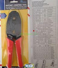 Coax Crimp Tool For RG-8, 9, 11, 174, 213, 214, 9913, LMR-400, 316 & more (K) US