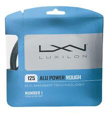 LUXILON ALU POWER ROUGH 125 (16L) Big Banger tennis string - Novak Djokovic