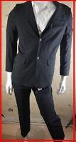 HuGO BOSS Garçon 16 ans superbe costume 2 pièces noir veste et pantalon SLIM FIT