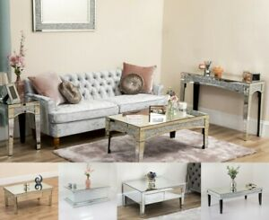 Mirrored Coffee Tables For Sale Ebay
