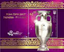STAMP 015 – Foglietto EURO 2012 UKRAINA