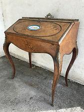 eleganter antiker  Damen Schreibtisch / Sekretär