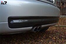 Audi S3 8L Heckblende Heckschürzeneinsatz aus CARBON für Fahrzeuge mit PDC