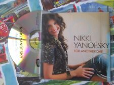 Nikki Yanofsky ‎– For Another Day Label: Decca Records CDr Promo CD Single