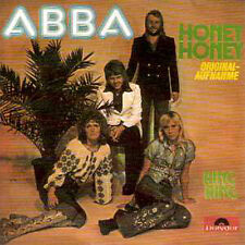 ☆ CD Single ABBA Honey Honey 2-Track CARD SLEEVE   ☆