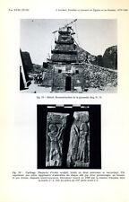 Fouilles et travaux en Egypte et au Soudan 1979-1980 Jean Leclant