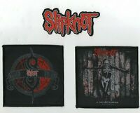 Slipknot Patch Set of 3