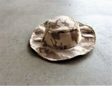 CAMO BOONIE HAT for 30cm 12in Action Figure Doll Man 1/6 GI JOE DRAGON DID DAM