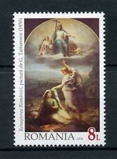 Romania 2018 MNH Romanian Renaissance Paintings Tattarescu 1v Set Art Stamps