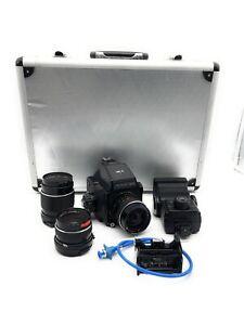Mamiya M645J 6x4.5 Medium Format Camera