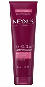 Nexxuss Color Assure Cleansing Conditioner for Color Treated Hair 8.5 oz