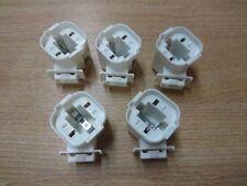 5 X Soporte para Lámpara 26 W 2PIN ahorradores de energía