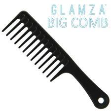 Massive Géant Large Dent Démêlant Grand Énorme Peigne Poignée Afro Cheveux