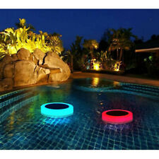 RGB LED Underwater Lights Swimming Pool Lights Floating Lights Garden Decor