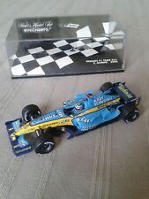 Minichamps 1/43 Renault R25 Alonso World Champion 2005 boxed